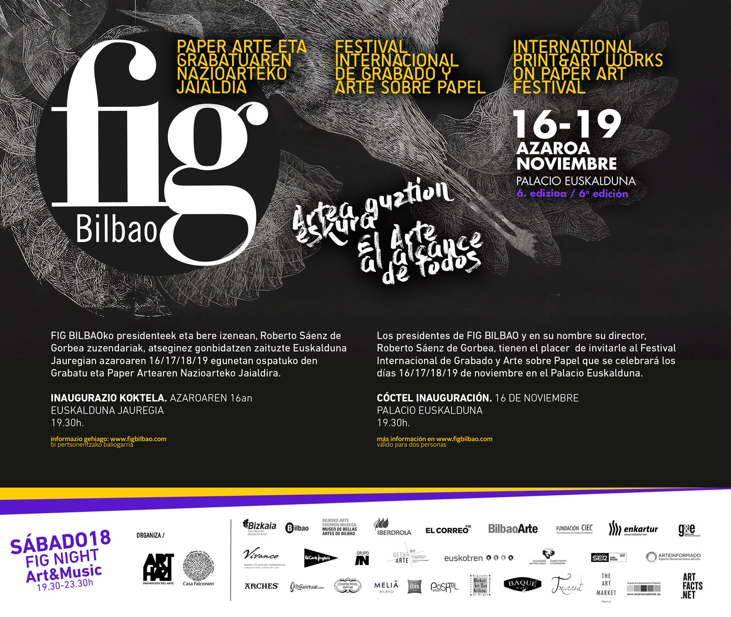Invitación FIG 2017