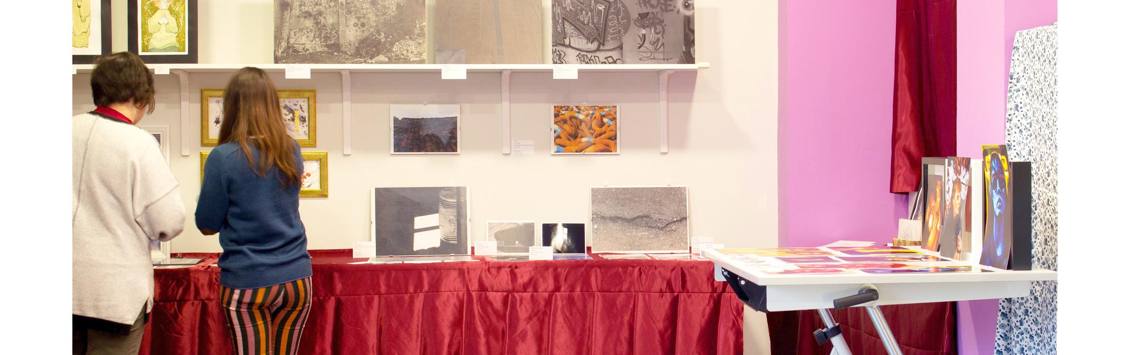 Exposiciones de obras artísticas en espacioArte